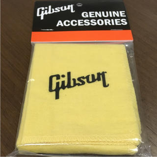 ギブソン(Gibson)のGibson ギター クロス 新品(エレキギター)