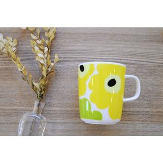 マリメッコ(marimekko)の【新品・未使用】marimekko マリメッコ ウニッコ マグカップ(グラス/カップ)