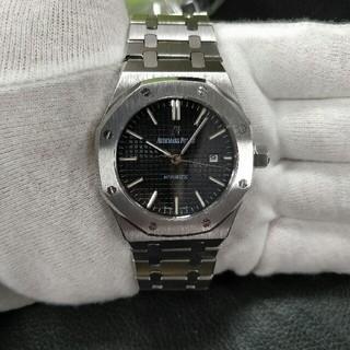 オーデマピゲ(AUDEMARS PIGUET)のオーデマピゲ メンズ腕時計 ロイヤルオーク 15400ST ステンレス(腕時計(アナログ))