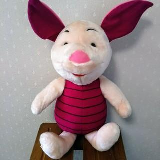 クマノプーサン(くまのプーさん)のWinny the Poohピグレットぬいぐるみ(ぬいぐるみ)