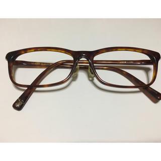 ジンズ(JINS)の伊達眼鏡(レンズ無し)(サングラス/メガネ)