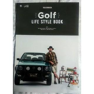 フォルクスワーゲン(Volkswagen)の非売品 フォルクスワーゲン ゴルフ ライフ スタイル ブック(趣味/スポーツ)