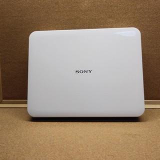 ソニー(SONY)のSONY ポータブルDVDプレイヤー(DVDプレーヤー)