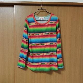 チチカカ(titicaca)のチチカカ ロンT 長袖Tシャツ 美品 F(Tシャツ(長袖/七分))