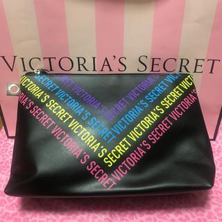 ヴィクトリアズシークレット(Victoria's Secret)のVICTORIA'S SECRET レインボーカラーポーチ(ポーチ)