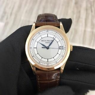 パテックフィリップ(PATEK PHILIPPE)のPatek Philippe  メンズ 腕時計(腕時計(アナログ))
