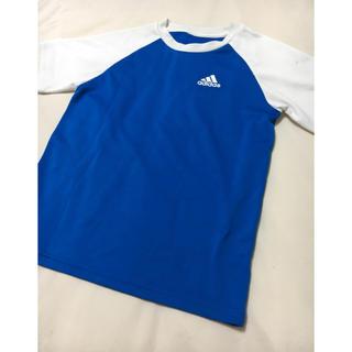 アディダス(adidas)のadidas Tシャツ 140cm プラT サッカー フットサル アディダス (ウェア)