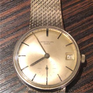パテックフィリップ(PATEK PHILIPPE)のパテックフィリップ 腕時計(腕時計(アナログ))