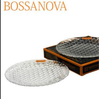ナハトマン(Nachtmann)の新品 ナハトマン ボサノバ  サラダプレート 23㎝ ガラス皿 お皿  2(食器)