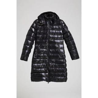 モンクレール MONCLER レディース ブラック ダウンジャケット 2サイズ