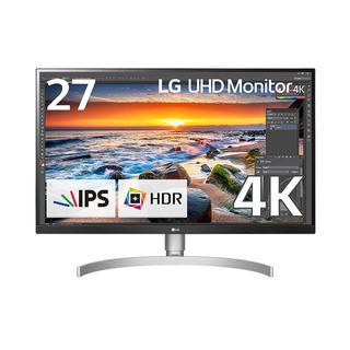 LGエレクトロニクス 27UK850-W (ディスプレイ)