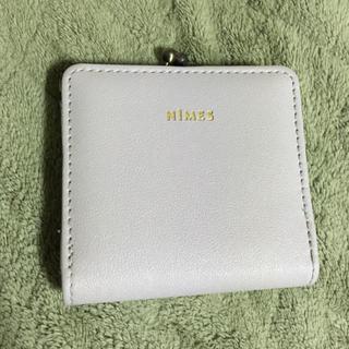 ニーム(NIMES)のNîmes kippis リンネル2018付録がま口 財布ニーム新品未使用 北欧(財布)