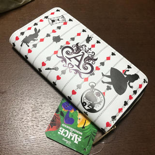 ディズニー(Disney)のアリス 長財布(財布)