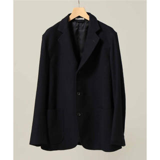 コモリ(COMOLI)のAURALEE オーラリー ウールカシミアジャケット パンツ セットアップ(テーラードジャケット)