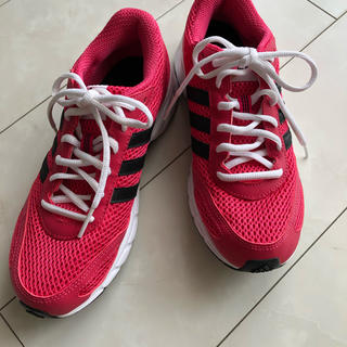 アディダス(adidas)のアディダス  ランニングシューズ  23.5センチ(シューズ)