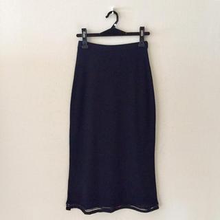 ジャンフランコフェレ(Gianfranco FERRE)のジャンフランコフェレ♡ニットスカート(ひざ丈スカート)