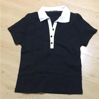 シーディーエスベーシック(C.D.S BASIC)のC.D.S BASIC ポロシャツ(シャツ/ブラウス(長袖/七分))