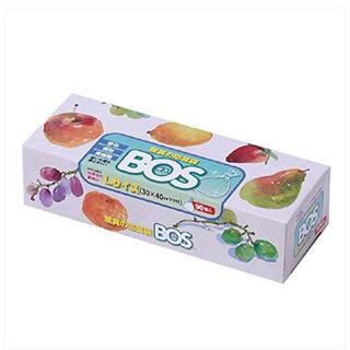BOS (ボス) Lサイズ 90枚入り おむつ(紙おむつ用ゴミ箱)
