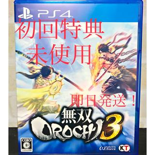 コーエーテクモゲームス(Koei Tecmo Games)のPS4 無双OROCHI3 初回特典付き( v^-゜)♪(家庭用ゲームソフト)