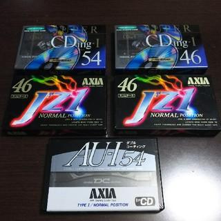 ティーディーケイ(TDK)のAXIA、TDK カセットテープセット(その他)