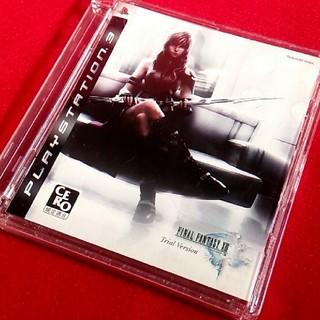 プレイステーション3(PlayStation3)のFF 13 グッズ 画像4枚(家庭用ゲームソフト)