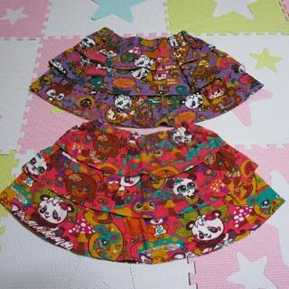 グラグラ(GrandGround)のグラグラ★スカート二点まとめ売り(スカート)