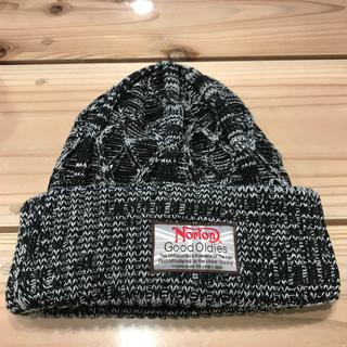 ノートン(Norton)のNorton ノートン ニット帽(ニット帽/ビーニー)