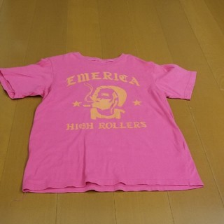 エメリカ(Emerica)のエメリカMサイズTシャツ(Tシャツ/カットソー(半袖/袖なし))