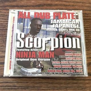 Scorpion / ALL DUB PLATE vol.1 / 送料無料(ワールドミュージック)