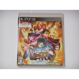 プレイステーション3(PlayStation3)のPS3 ウルトラストリートファイターⅣ(家庭用ゲームソフト)