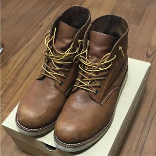 ジーティーホーキンス(G.T. HAWKINS)の【亀ちゃんさま用】ホーキンス HOWKINS ブーツ 26.5cm(ブーツ)