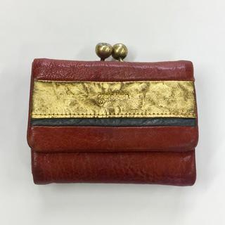 ゲンテン(genten)のgenten【Luce】二つ折り財布 がま口(財布)