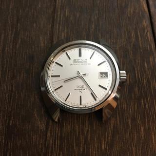 グランドセイコー(Grand Seiko)のキングセイコー  希少クロノメーター 4502-8010(腕時計(アナログ))