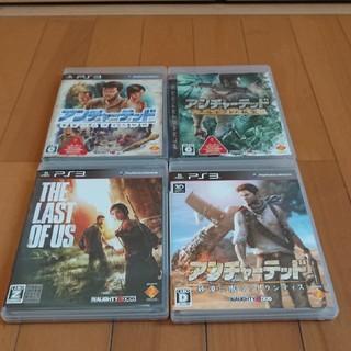 プレイステーション3(PlayStation3)のPlayStation3ソフト4点セット(家庭用ゲームソフト)