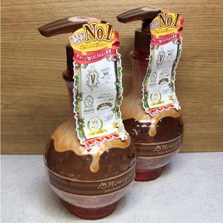 ハニーチェ(Honeyce')の☆新品未開封☆ハニーチェ エクストラリペアシャンプー2本(シャンプー)
