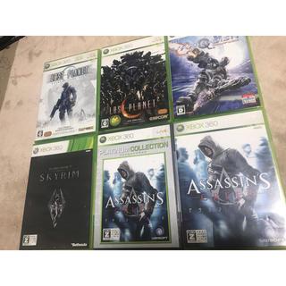 エックスボックス360(Xbox360)のXbox360 オススメソフト 美品! 箱と説明書付き(家庭用ゲームソフト)