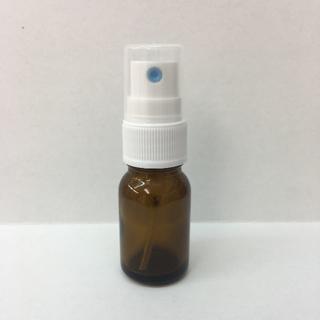 新品 遮光瓶 スプレー 容器 10ml アロマ コスメ 詰替(アロマグッズ)