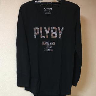 プレイボーイ(PLAYBOY)のロンT ちあ様専用(Tシャツ(長袖/七分))
