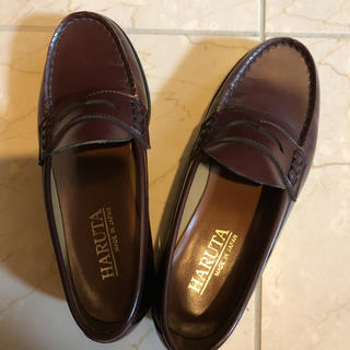 ハルタ(HARUTA)のHARUTA ローファー茶色(ローファー/革靴)