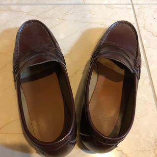 ハルタ(HARUTA)のHARUTAローファー茶色(ローファー/革靴)