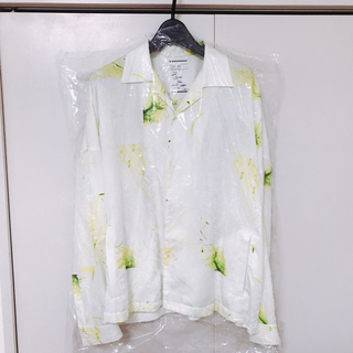 シャリーフ(SHAREEF)のSHAREEFのオープンカラーシャツ(シャツ)