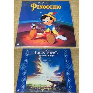 ディズニー(Disney)のディズニーTHE CLASSICS レーザーディスク 12枚セット(アニメ)