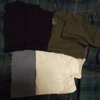ムジルシリョウヒン(MUJI (無印良品))の無印 Tシャツ5点(Tシャツ(半袖/袖なし))