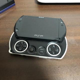 プレイステーションポータブル(PlayStation Portable)のPsp go(携帯用ゲーム本体)