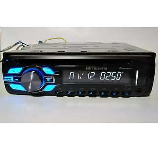 送料込み カロッツェリア CDプローヤー CDデッキ DEH-470(カーオーディオ)