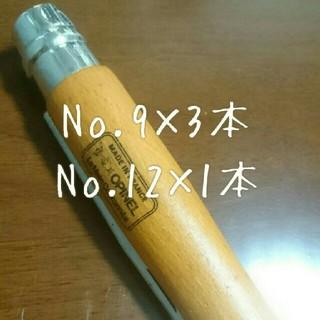 オピネル(OPINEL)のNo.9×3本 No.12×1本 差額分(調理器具)