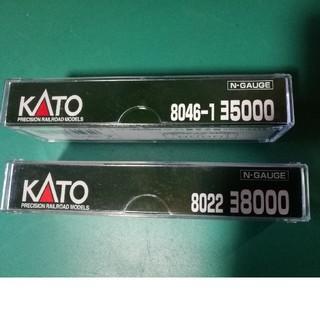 KATO  Nゲージ ヨ8000 ヨ5000(鉄道)