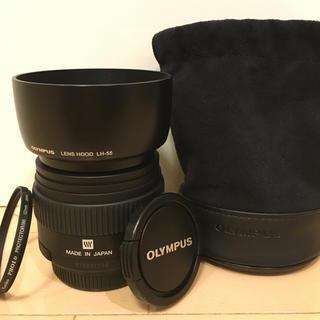 オリンパス(OLYMPUS)のZUIKO DIGITAL ED 50mm F2.0 Macro(レンズ(単焦点))