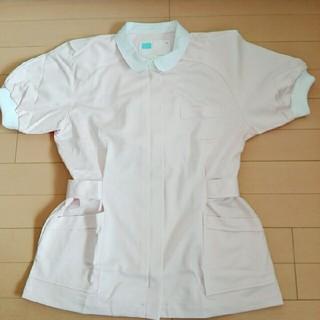 ナガイレーベン(NAGAILEBEN)の新品 ナース服 ピンク 半袖 チュニック(その他)