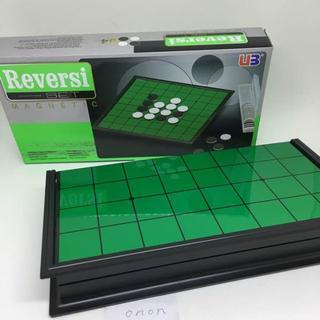 マグネット オセロ リバーシー 折りたたみ テーブルゲーム(オセロ/チェス)